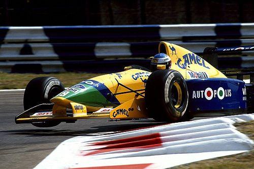 "Briatore over Schumacher: ""Bijna iedereen wilde Frentzen"""