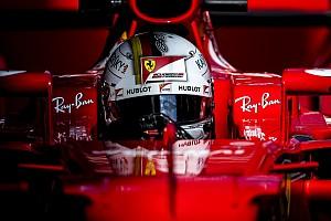 Vettel, 2017 aracına