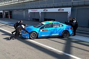 WTCC Test Test Monza, Day 1: le Volvo inseguono Huff