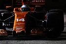 A McLaren-Honda idei gépe a nyílt utcán