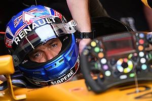 В Renault попробовали помочь Палмеру продолжить карьеру, но не смогли