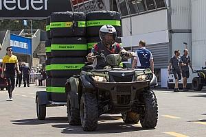 Формула 1 Новость Pirelli протестировала прототипы шин 2018 года