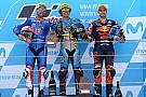 Moto2 Aragon Moto2: Morbidelli wins with audacious last-lap pass