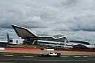 Bottas se lleva el doblete del viernes en Silverstone