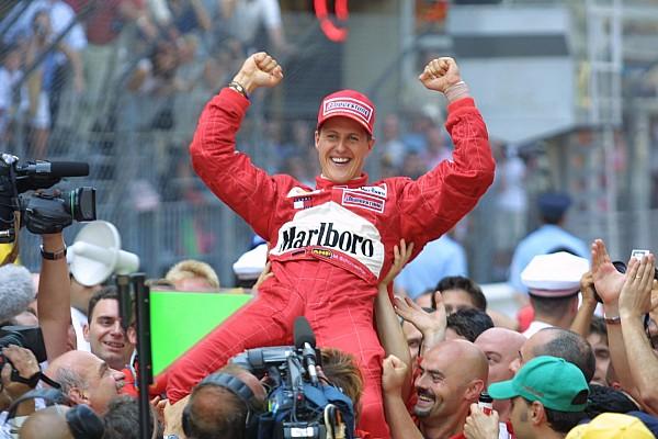 Schumacher dentro de los 25 deportistas más ricos de la historia