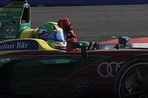 Fórmula E Relato da corrida Di Grassi arrisca na estratégia e leva vitória no México
