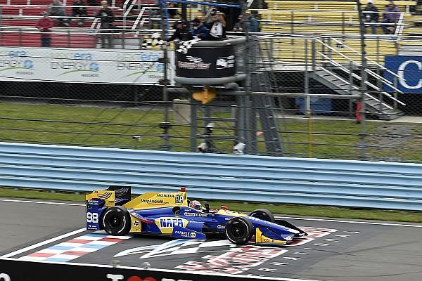 IndyCar Course - Rossi gagne, Newgarden perd gros!