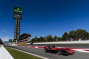 GP3 Репортаж з кваліфікації GP3 у Барселоні: Ейткен здобув поул
