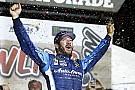 NASCAR Cup Труэкс выиграл этап NASCAR в Канзасе