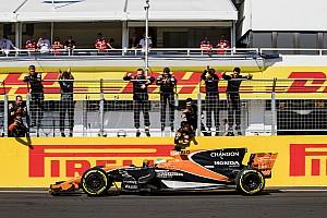 F1 Noticias de última hora Honda dice que Hungría fue su primera carrera sin problemas
