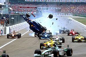 Formel 1 Historie Vor 16 Jahren: Der letzte F1-Grand-Prix auf dem alten Hockenheimring