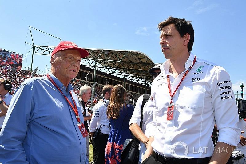 Wolff desmintió a Lauda sobre el caso Vettel