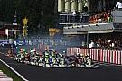 El Mundial de karting se disputa en Inglaterra: previa y horarios
