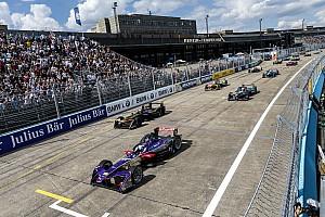 Formula E Son dakika Formula E'nin yarış gücü