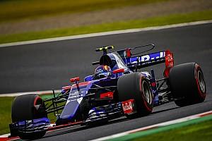 """El acuerdo con Honda, """"una liberación"""" para Toro Rosso"""