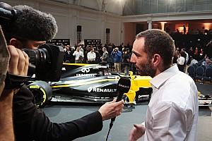 Forma-1 BRÉKING Abiteboul: Jelen pillanatban a Renault a leggyorsabban növekvő csapat