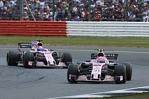 Formel 1 News Force India: Weiterhin keine Rad-an-Rad-Duelle erlaubt