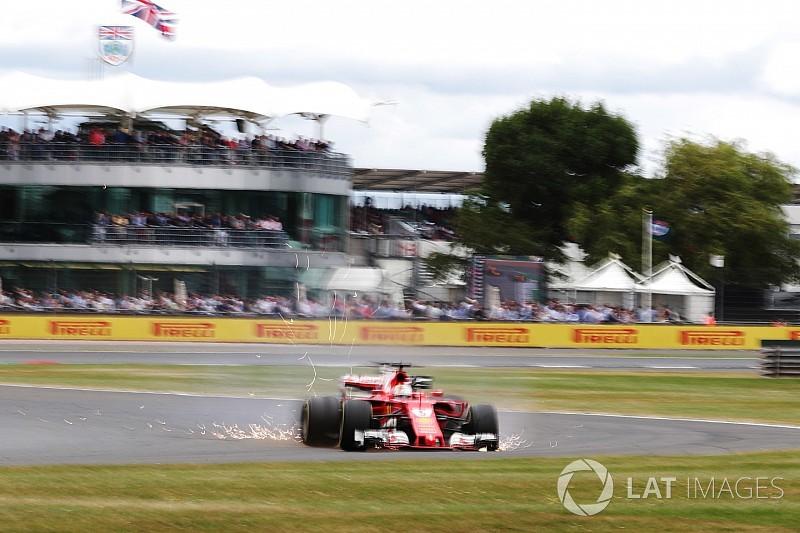 Vettel: Son anda yaşadığımız lastik sorunları sürpriz oldu