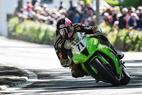 Davey Lambert dies following TT crash
