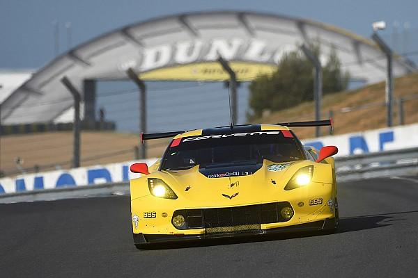 Corvette annonce ses équipages pour Le Mans