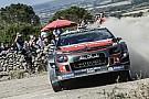 WRC  Onboard az Olasz Raliról: drón és árokba borult rivális