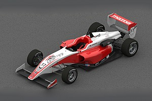 USF2000 Breaking news New USF2000 car to start testing in June