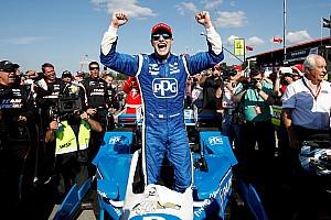 IndyCar Отчет о гонке Ньюгарден одержал победу на этапе IndyCar в Мид-Огайо