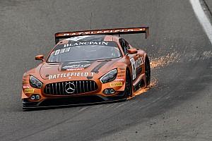 BSS Reporte de calificación Bunk y Perera vencen en la carrera de clasificación en Nurburgring