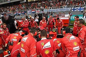 """F1 Noticias de última hora Marchionne: """"La calidad del material no está al nivel de un coche de carreras"""""""