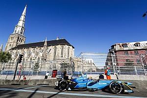Formula E Practice report Montreal ePrix: Prost tops practice, huge shunt for Buemi