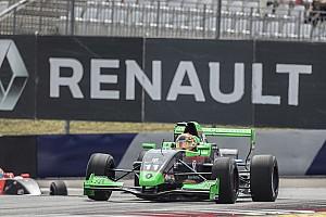 Fenestraz se consagró campeón de la Eurocup Formula Renault