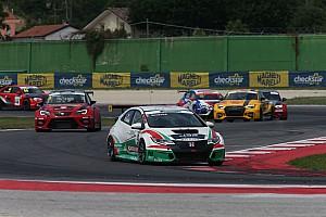 TCR Italia Gara Dominio di Eric Scalvini in Gara 2 a Misano