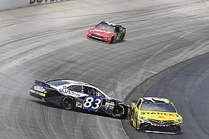NASCAR Sprint Cup Noticias Daniel Suárez logró el mejor resultado de su carrera en NASCAR