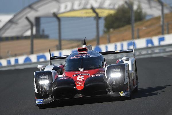 Vortest für die 24h Le Mans 2017: Toyota dominiert