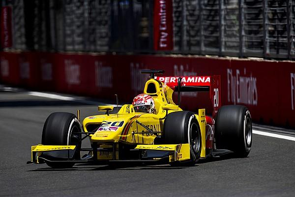 فورمولا 2 تقرير السباق فورمولا 2: ناتو يستفيد من عقوبة لوكلير ليفوز في السباق الثاني في باكو