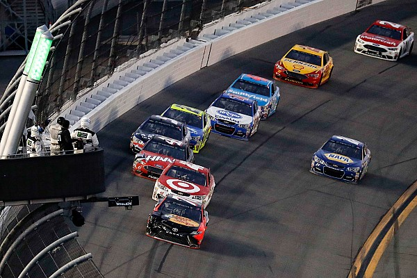 NASCAR Cup Breaking news Larson, Truex and Elliott share the same fate in the Daytona 500