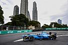 Formula E Renault e.dams begins testing season four components