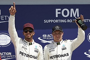 Formula 1 Breaking news Wolff: Menjadi pembalap Mercedes F1 tetap butuh sponsor