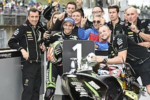 MotoGP Reactions Cetak pole kedua, Zarco sudah terbiasa di lintasan basah