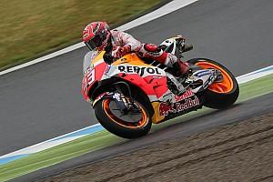 MotoGP Prove libere Motegi, Libere 4: Marquez rifila 2