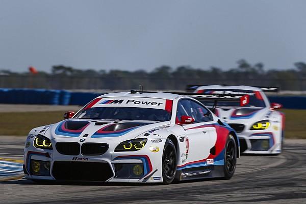 IMSA News 12h Sebring: BMW mit dem M6 auf Platz 6 und im Reifenstapel