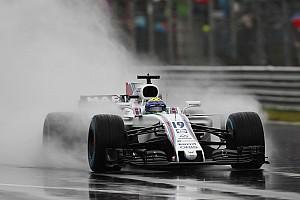 Formula 1 Practice report Italian GP: Massa tops final practice washout