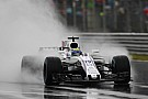 Massa lidera último treino atrapalhado por forte chuva