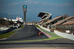 Formule 1 Actualités Les dates des essais hivernaux 2018 révélées