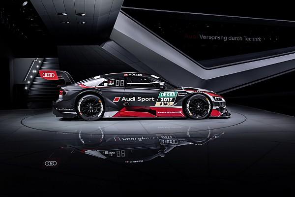Bildergalerie: Der neue Audi RS5 DTM für die DTM-Saison 2017