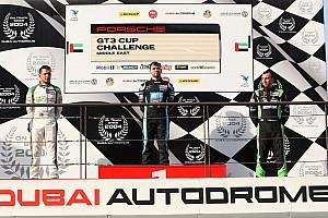 بورشه جي تي 3 الشرق الأوسط تقرير السباق بورشه جي تي 3 الشرق الأوسط: كولين يحرز الفوز بالسباق الثاني في دبي