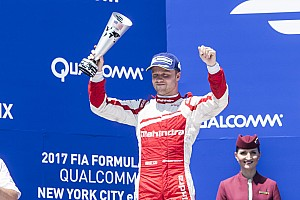 IndyCar 速報ニュース 【インディ】ローゼンクビスト、ガナッシのマシンでテスト参加へ