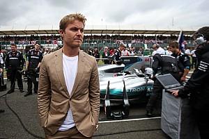 F1 Noticias de última hora Rosberg ayuda a Kubica a volver a la Fórmula 1