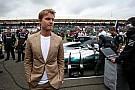 نيكو روزبرغ يساعد في إدارة عودة كوبتسا إلى الفورمولا واحد