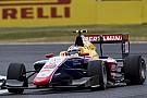 GP3 Сын Алези впервые выиграл гонку GP3